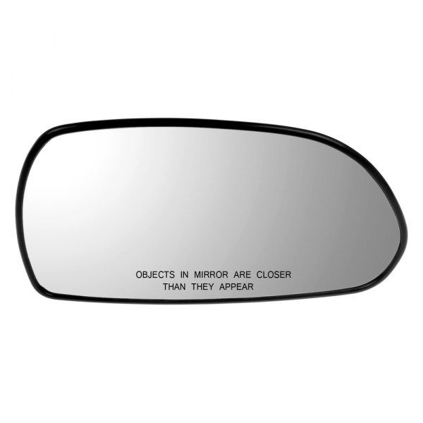 Dorman® - Passenger Side Mirror Glass with Backing Plate