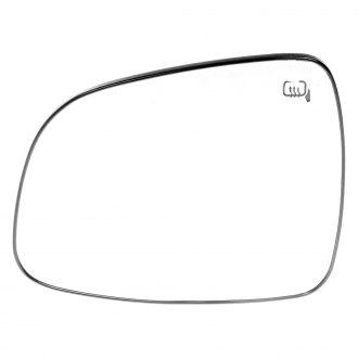 New Drivers Power Side View Mirror Glass Housing Assembly 07-13 Suzuki SX4 SUV