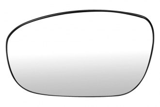Dorman® 56906 - Driver Side Power Door Mirror Glass with Backing Plate