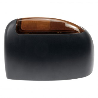 Dorman® - Black Passenger Side Door Mirror Cover