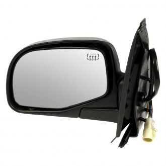 Dorman® - Driver Side Power View Mirror (Heated, Non-Foldaway)