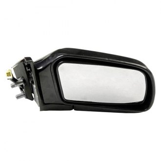 Dorman® - Passenger Side Power View Mirror (Foldaway, Non-Heated)