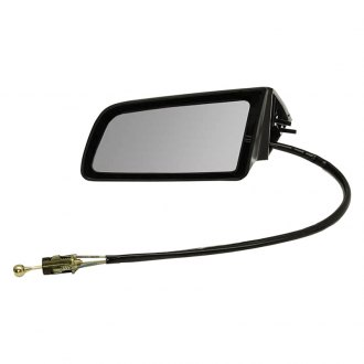 Dorman® - Driver Side Manual Remote View Mirror (Non-Heated, Non-Foldaway)