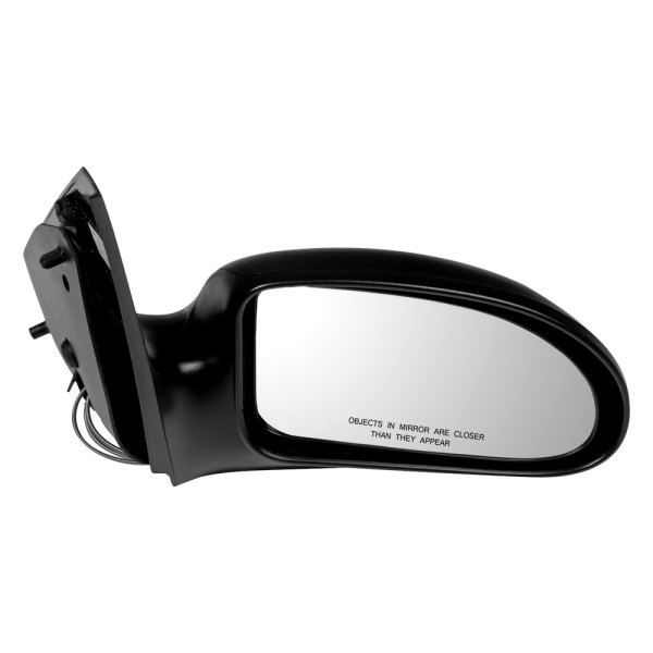Razo RG22 11.8 Black Frame Wide Angle Flat Rear View Mirror Car Mate 6