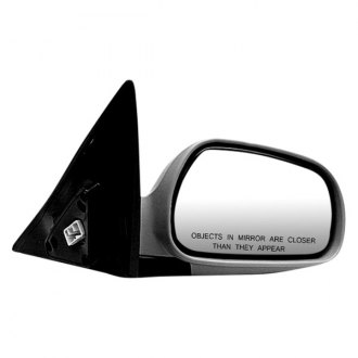 Dorman® - Passenger Side Power View Mirror (Heated, Foldaway)