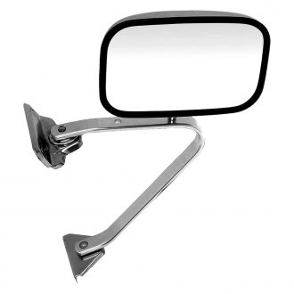 Dorman® - Manual Side View Mirror (Non-Heated, Non-Foldaway)