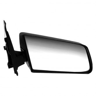 Dorman® - Passenger Side Manual View Mirror (Non-Foldaway, Non-Heated)