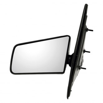 Dorman® - Driver Side Manual View Mirror (Non-Heated, Foldaway)