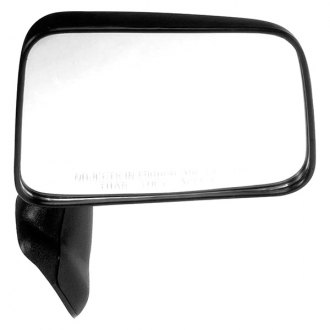 Dorman® - Passenger Side Manual View Mirror (Foldaway, Non-Heated)