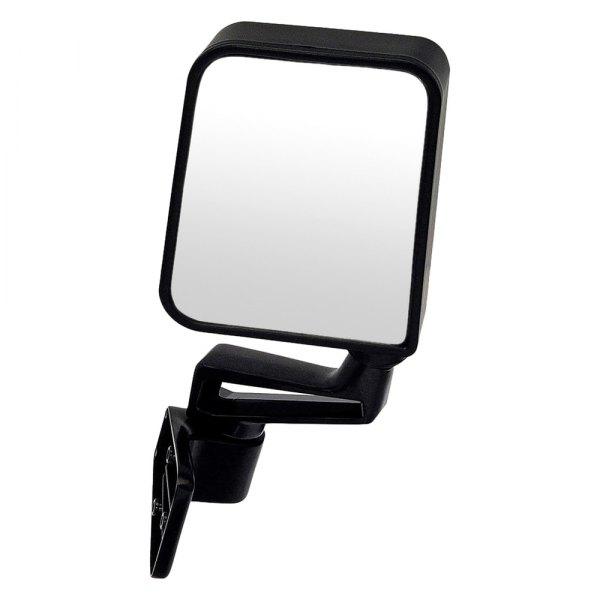 dorman jeep cherokee 1990 1992 manual side view mirror. Black Bedroom Furniture Sets. Home Design Ideas