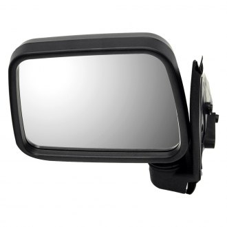 Dorman® - Driver Side Manual View Mirror (Foldaway, Non-Heated)