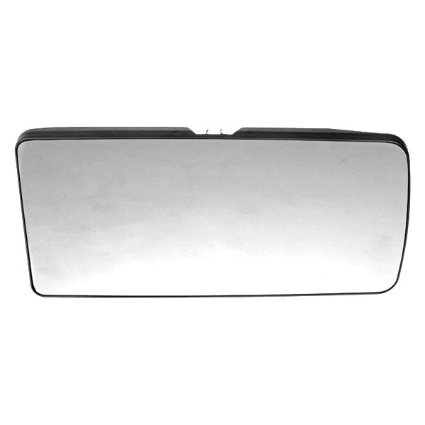 Dorman® - Driver Side Mirror Glass with Backing Plate