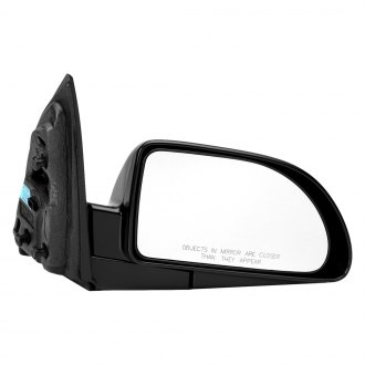 Dorman® - Passenger Side Power View Mirror (Non-Heated, Foldaway)