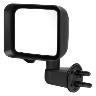 Dorman® - Manual Side View Mirror (Non-Heated, Foldaway)