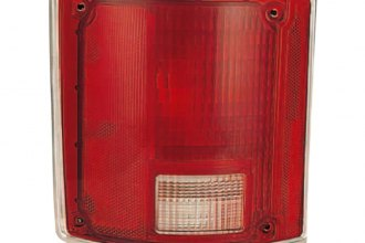 Dorman® 1610050 - Driver Side Replacement Tail Light