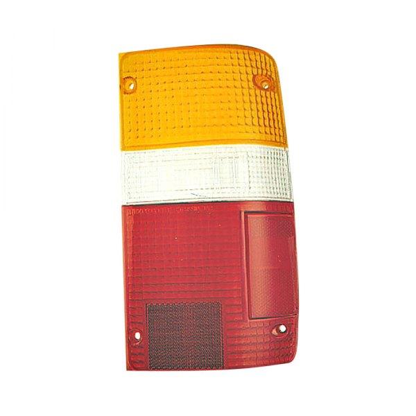 Dorman 1610639 passenger side replacement tail light lens for Garage toyota lens