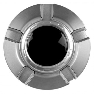 Dorman® - Brushed Aluminum Wheel Center Cap