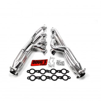 Doug's Headers® - 4-Tube Steel Short Tube Exhaust Headers