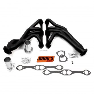 Doug's Headers® - Tri-Y Hi-Temp Black Coated Long Tube Exhaust Headers