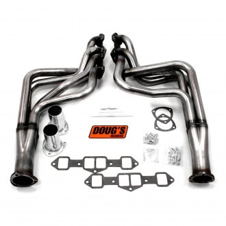 Doug's Headers® - 4-Tube Steel Long Tube Exhaust Headers
