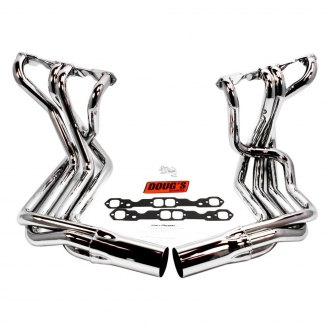 Doug's Headers® - Steel 4-Tube Full Length Side Mount Header