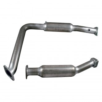 Doug Thorley Headers® - Stainless Steel Natural Mid-Pipes with Resonators