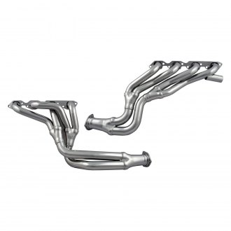 Doug Thorley Headers® - Steel Long Tube 4-2-1 Tri-Y Exhaust Headers with Adapters