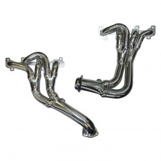 Doug Thorley Headers® - Steel 4-2-1 Tri-Y Exhaust Header Kit with Y-Pipes