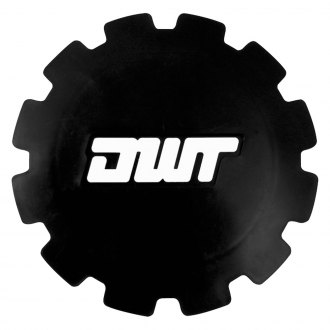 Douglas Wheel® - Mud Cover with White Logo