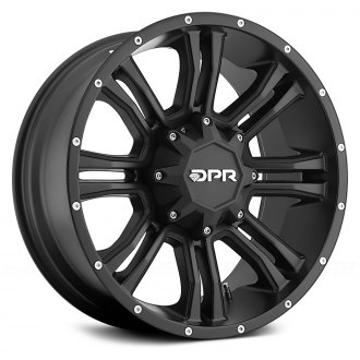 DPR® - COMMANDO Matte Black