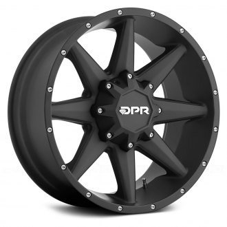 DPR® - STEALTH Matte Black