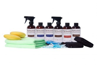 Dr. Beasley's® - Premium Deep Shine Detailing Prescription with Accessories