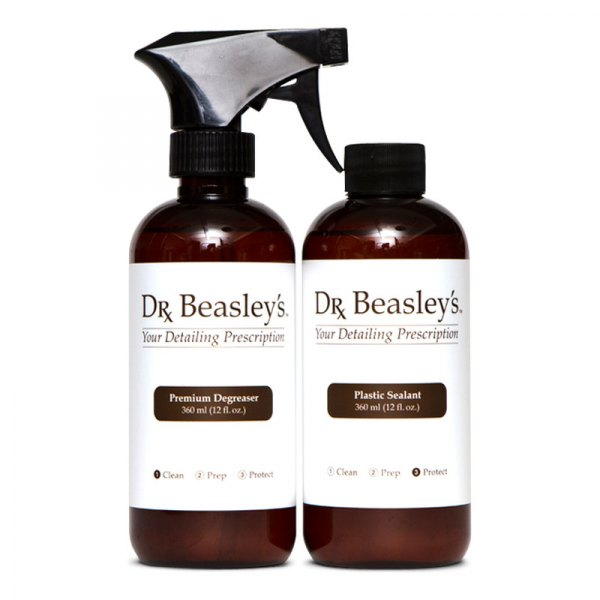 Dr. Beasley's® - Engine Detailing Prescription