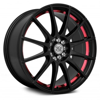 DRAG CONCEPTS® - R-16 Gloss Black with Red Undercut
