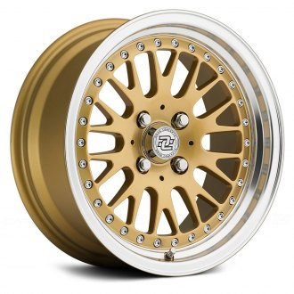 DRAG CONCEPTS® - R-17 Gold with Machined Lip