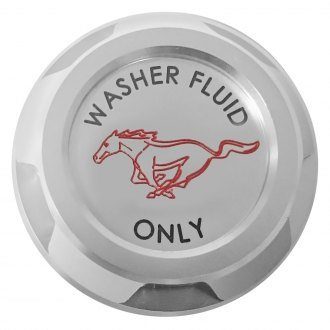 Drake Off Road® - Windshield Washer Fluid Reservoir Cap