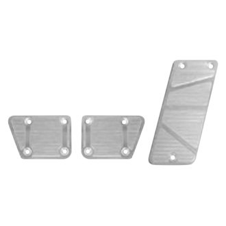 Drake Off Road® - Billet Aluminum Pedal Pad Cover Set