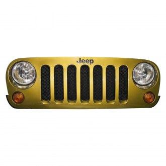 Drake Off Road® - Black Mesh Main Grille