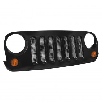Drake Off Road® - Chrome Mesh Main Grille