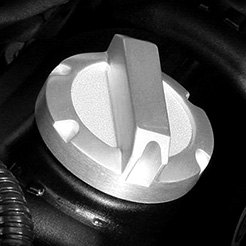 Drake Off Road® - Billet Engine Cap