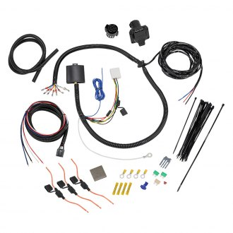 2014 Toyota Highlander Hitch Wiring | Harnesses, Adapters, Connectors | 2014 Toyota Highlander Trailer Wiring Harness |  | CARiD.com