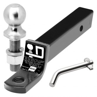 "Draw-Tite® - Class 3 / 4 Quick-Loading Ball Mount for 2"" Receivers"