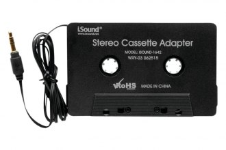 dreamGEAR® - Stereo Cassette Adapter