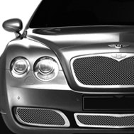 Dresden® - Complete Grille Kit on Bentley Continental Flying Spur