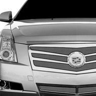 Dresden® - Complete Grille Kit on Cadillac CTS