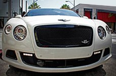 Dresden® - Complete Grille Kit on Bentley Continental GT