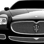 Dresden® - Complete Grille Kit on Maserati Quattroporte