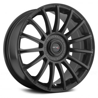 DRIFZ® - 306B HALO Satin Black