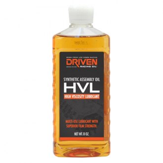 Driven Racing Oil® - Racing High Viscosity Lubricant