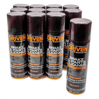 Driven Racing Oil® - Brake and Parts Cleaner